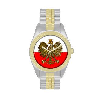 Polnische Eagle-Uhr Handuhr