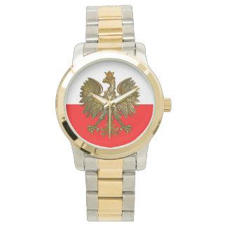 Polnische Eagle-Uhr Uhr