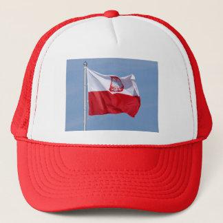 POLNISCHE FLAGGE TRUCKERKAPPE