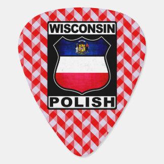 Polnischer Amerikaner Wisconsins Plektron