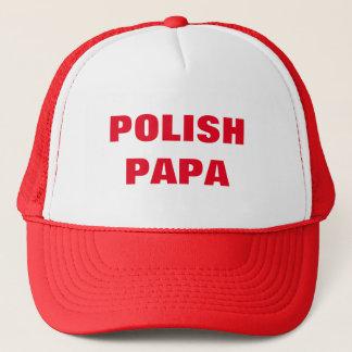 POLNISCHER PAPA TRUCKERKAPPE