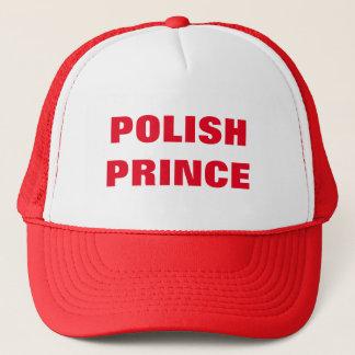 POLNISCHER PRINZ TRUCKERKAPPE