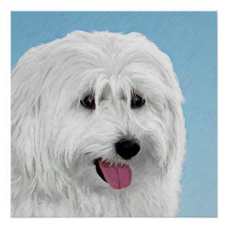 Polnischer Tiefland-Schäferhund Poster