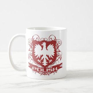 Polnisches Adler-Wappen Kaffeetasse