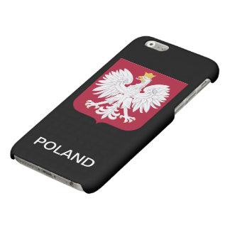 Polnisches Eagle-Rot-Schild