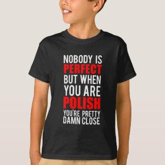 Polnisches T-Shirt