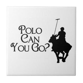 Polo kann Sie gehen Keramikfliese
