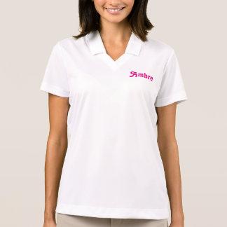 Polo-Shirt Ambre Polo Shirt