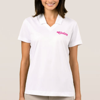 Polo-Shirt Claire Polo Shirt