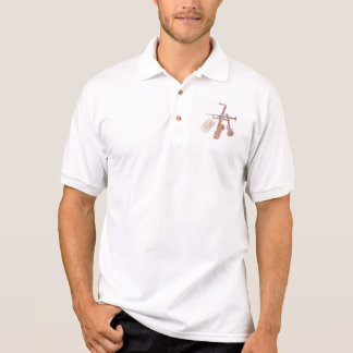 Polo-Shirt der Männer mit Jazz Polo Shirt