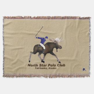 Polo-Verein des Nordstern-(Elch) Decke