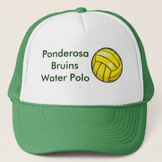 Poloball, Ponderosa Bruins-Wasserball Truckerkappe
