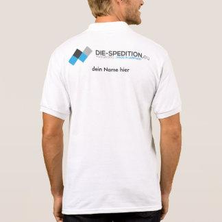 Poloshirt beidseitig individuell bedruck by DS Polo Shirt