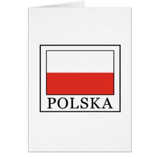 Polska Karte