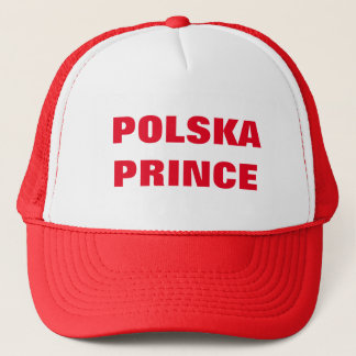 POLSKA PRINZ TRUCKERKAPPE