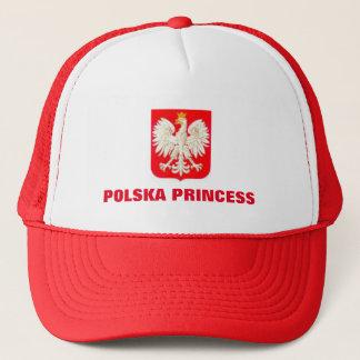 POLSKA PRINZESSIN TRUCKERKAPPE