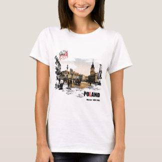 Polska - Warschau 1980-1900 T-Shirt