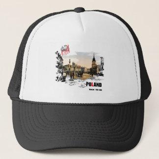 Polska - Warschau 1980-1900 Truckerkappe