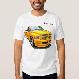 Poltern-Bienen-RAM-LKW T Shirt