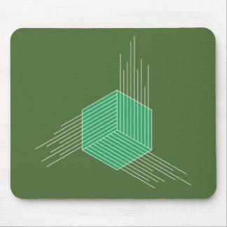 Polygon-Hexagon Mauspads