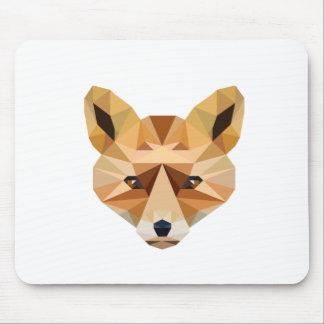 PolygonFox Mousepad