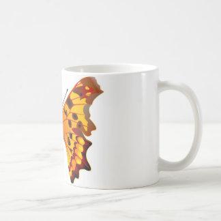 Polygonia Calbum Schmetterling Kaffeetasse