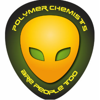 Polymer-Chemiker sind Leute auch Fotostatue