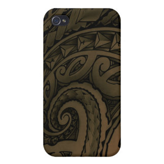 Polynesier Iphone Fall iPhone 4/4S Case