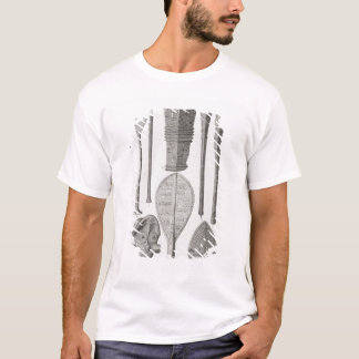 Polynesische Vereine und Insignien des Ranges T-Shirt