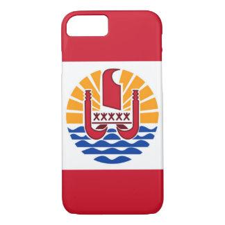 Polynesisches Flaggen-iPhone/Samsung bedecken iPhone 8/7 Hülle