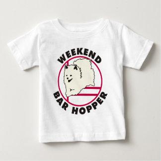 Pom Agility-Wochenenden-Bar-Trichter Baby T-shirt