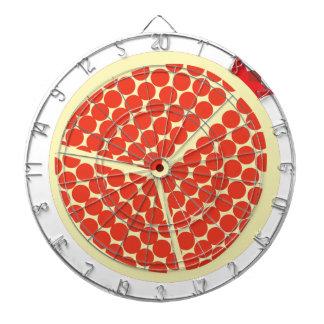 pomegrante im Innere Dartscheibe