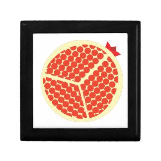 pomegrante im Innere Geschenkbox
