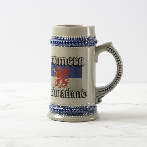 Pommern Tee Tassen