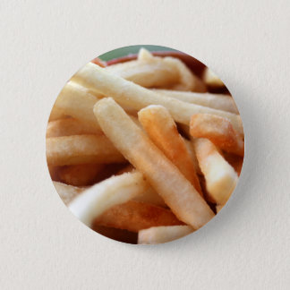 Pommes-Fritesknopf Runder Button 5,1 Cm