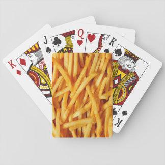 Pommes-FritesSpielkarten Spielkarten