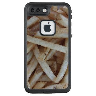 Pommes-Fritestelefon-Kasten LifeProof FRÄ' iPhone 8 Plus/7 Plus Hülle