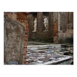Pompeji - Forum Postkarte