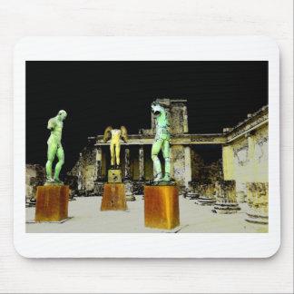 Pompeji Italien Mauspad