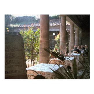 Pompeji, Landhaushof Postkarten