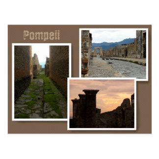 Pompeji Postkarte