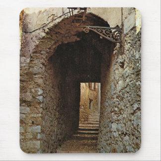 Pompeji, Schritte zur oberen Stadt Mousepad