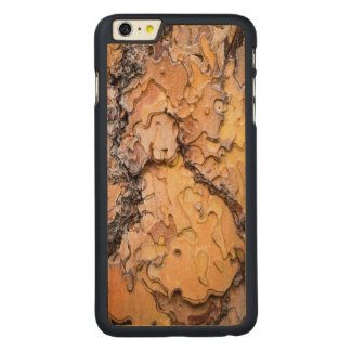 Ponderosa Kiefernbarke, Washington Carved® Maple iPhone 6 Plus Hülle