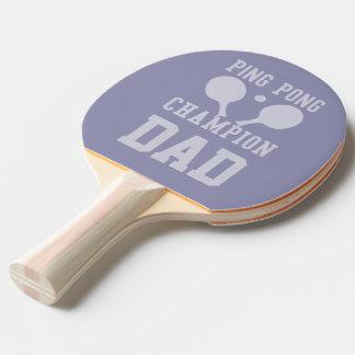 Pong das Klingeln des Vatis doppeltes mit Seiten Tischtennis Schläger