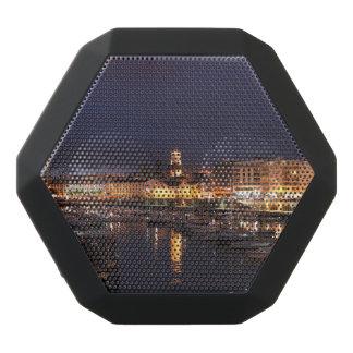 Ponta Delgada nachts Schwarze Bluetooth Lautsprecher