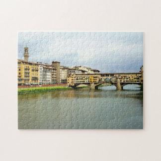 Ponte Vecchio 1 Puzzle