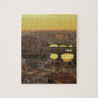 Ponte Vecchio Brücke Puzzle