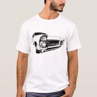Pontiac 1965 Grandprix im Weiß T-Shirt