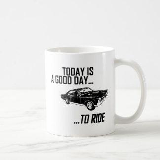 Pontiac 1967 GTO Kaffeetasse