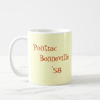 Pontiac Bonneville '58 Kaffeetasse